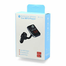 Transmit for Car, Bluetooth 5.0 car Radio Audio Adapter with 3.0 Quick Charge