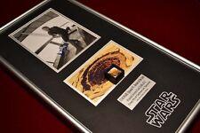 STAR WARS Prop SARLACC, Mark Hamill Signed Autograph COA, Blu Ray DVD UACC, CASE