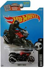 2016 Hot Wheels #187 BMW Series BMW K 1300 R red