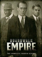 Boardwalk Empire: The Complete Fourth Season (DVD, 2014, 5-Disc Set)