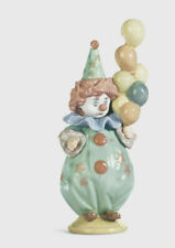 Lladro 5811 - Littlest Clown Figurine! Retired! Great Condition!
