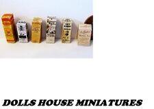 Style vintage miniature des objets pour votre salle de bains