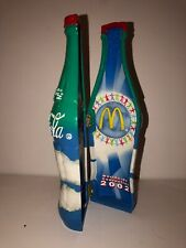 MCDONALD'S OWNER OPERATOR CONVENTION ORLANDO 2002 COCA-COLA HINGED BOTTLE