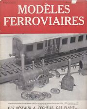 revue modéles ferroviaires fascicule 1 (1949)