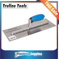Truline 355mm Blue Steel Trowel Float TR-PP169