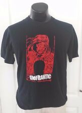 The Frantic Band Logo Promo Black T-Shirt Medium Retro Rare Vintage Print