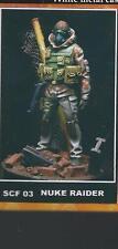 Beneito Miniaturas Nuke Raider Stalker type Fantasy 1/32 Unpainted Metal kit