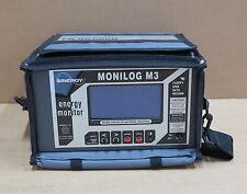 Sinergy Monilog M3 Energy Monitor Analyser Recorder