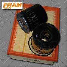 KIT di servizio PEUGEOT 206 2.0 HDI FRAM Olio Aria Carburante Filtro Bosch (1999-2007)