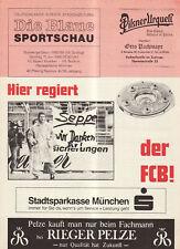 BL 88/89 FC Bayern München - VfL Bochum (Blaue)