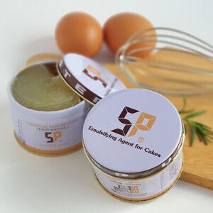 2 X SP EMULSIFYING AGENT for Cakes Food Additive Ingredient Sponge Cake Bakery