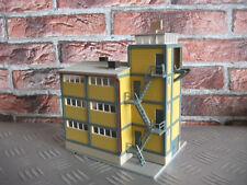 B13 Vollmer 5620 H0 1:87 LAGERHAUS MIT VERLADEEINRICHTUNG gebaut Rarität