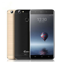 """5.5"""" Gretel A6 4G Smart Mobile Phone Android 6.0 MTK6737 Quad Core 2G/16G 13.0MP"""