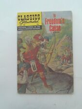 Classics Illustrated #168 - IN FREEDOM'S CAUSE  - HRN 169 VGFN