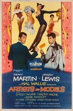 Artists And Models Martin Lewis Movie Poster 24inx36in