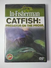 In-Fisherman Catfish: Predator On The Prowl ~ DVD ~ New