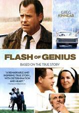 Flash of Genius DVD NEW