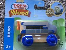 Fisher-Price Thomas & Friends Wooden Engine - Hugo FHM37 NEW