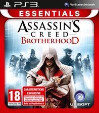 Essentials Assassin's Creed Brotherhood PS3 - totalmente in italiano