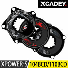 XCADEY XPOWER-S Crank Chainring Road Bicycle MTB Spider Meter SRAM Rotor Racefce