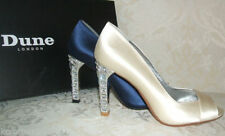 Dune Bridal or Wedding Satin Heels for Women