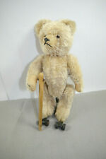 SCHUCO Rolly Bär Wind up Mohair ca. 50er Jahre ca.21 cm (K21)