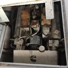 Complete Cummins VT 555, Marine Diesel Inboard Engine 270HP ,With Transmission