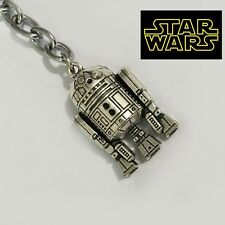 STAR WARS R2D2 Full Metal Key chain Keychain force collectible cosplay us selle