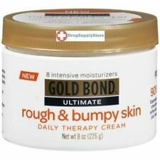 Gold Bond Ultimate Daily Cream for Rough & Bumpy Skin 8 oz