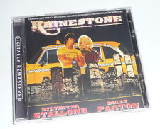 CD Rhinestone Soundtrack 1984 - Dolly Parton & Sylvester Stallone, stella, OST