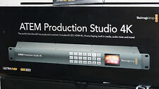 Blackmagic ATEM Production Studio 4K vom Fachhändler