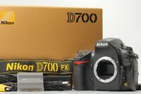 【  TOP MINT in BOX Shutter Count 16290  】Nikon D700 12.1 MP DSLR From Japan #187