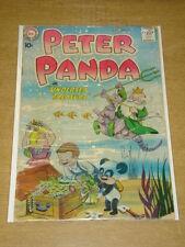 PETER PANDA #31 G+ (2.5) FINAL ISSUE DC COMICS SEPTEMBER 1958 **
