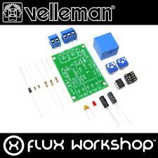 Velleman Interval Timer Mini Kit MK111 Unsoldered DIY Relay Pulse Flux Workshop