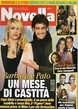 Novella 2011 16.BARBARA BERLUSCONI-PATO,ALESSANDRO PREZIOSI,BARBARA PALOMBELLI