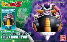 DRAGON BALL Z FREEZER FREEZA HOVER POD NAVE FIGURE RISE MECHA FIGURA.