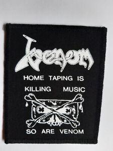 Venom vintage patch,thrash metal,slayer,Anthrax,Kreator,Death Angel,exodus