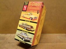 1959 EL CAMINO - Trophy Series, AMT 8669, Complete, Unbuilt  Model