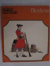 Blenheim (Great Battles Series)