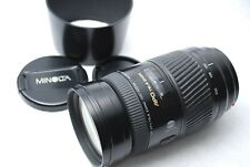 Minolta AF APO Tele Zoom 100-400mm F/4.5-6.7 Lens For Sony A from Japan #C26