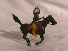Britains Native American Lead Toy Figure North American Indian