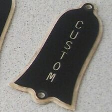 Aged Truss Rod Cover Custom Montreux Time Machine fits to Les Paul ®