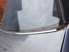 VQ Holden Statesman & Statesman Caprice rear window lower mould trim chrome