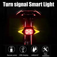Bike Smart Rücklicht Fernbedienung Heckfahrradleuchte MTB Rennrad Blinker