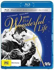 It's A Wonderful Life (Blu-ray, 2016 release )
