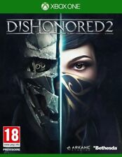 Jeu XBOX ONE DISHONORED2