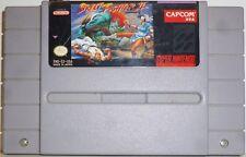 Street Fighter II Super Nintendo Video Game Cartridge Used 1992