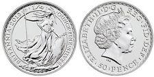 2013 1/4 oz Silver SS Gairsoppa British Britannia Coin .999 fine 15 Pieces Tube