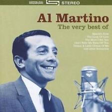 AL MARTINO THE VERY BEST OF CD NEW