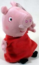 """jazwares Nickelodeon PEPPA PIG Plush with tag 7"""" NEW 18 months+"""